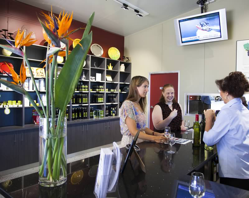 Adina Vineyard cellar door